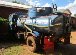 31A_Kitgum Town Council Cesspool truck 2